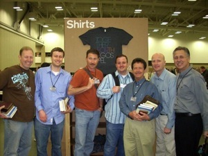 Group from our church that went to T4G 2008 in Louisville.
