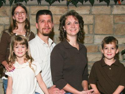 The Tate Family