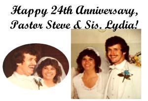 Happy 24th Anniversary!